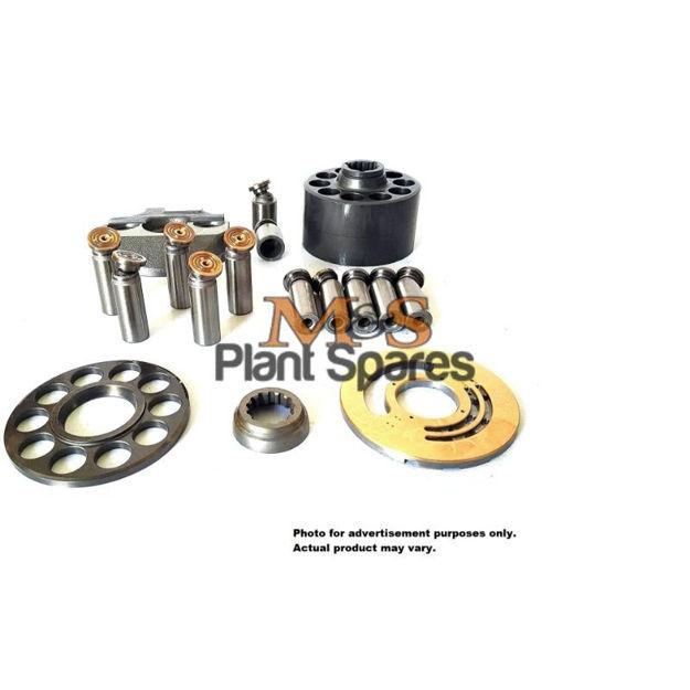 Picture of Metal Bush Set