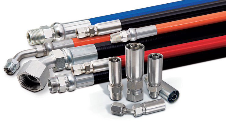 Picture for category Hydraulic Hose Fittings