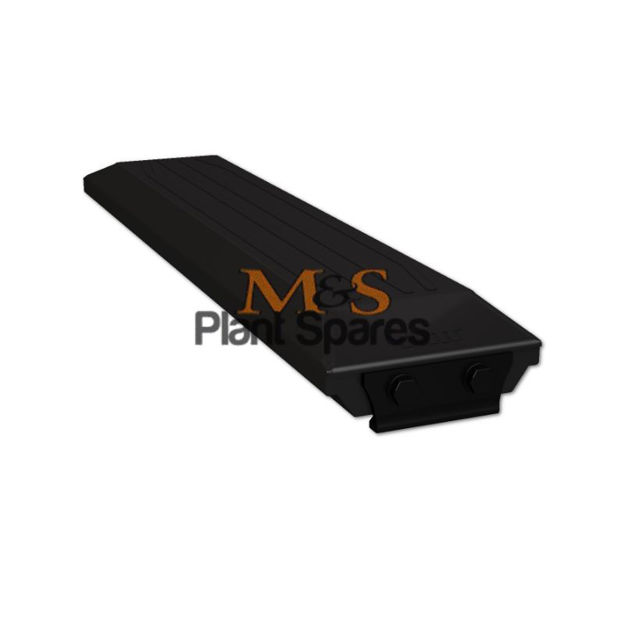Picture of Clip On Rubber Block Pad 700MM